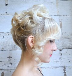 How-To: American Hustle - Rosalyn's Retro Glam Updo