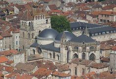 Cathédrale Saint-Étienne , Cahors