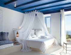 14 ιδέες διακόσμησης σε ελληνικό νησιώτικο στιλ