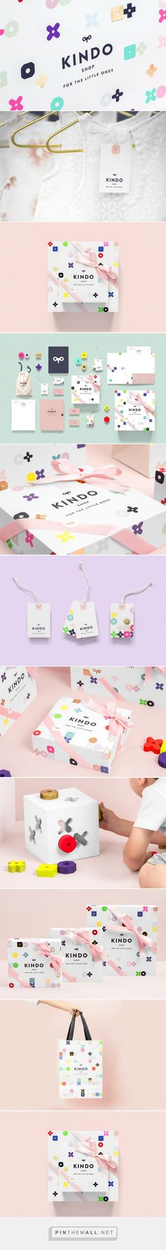 Kindo on Packaging of the World - Creative Package Design Gallery - created via http://pinthemall.net