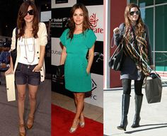 Rachel Bilson, I want her wardrobe so badly
