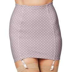f6adc5130bab4 Gok Shaper Skirt - Nirvana Dot