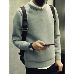Dual Tone Crushed Cotton Sport Sweatshirt Asymmetrical Sweatshirt Menswear  Men Fashion Gift for Him,size S to L Men/'s Oversized Sweatshirt