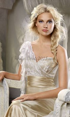lace wedding dress for really any occasion. Not just wedding day
