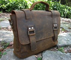 Export ! fashion vintage crazy horse leather man bag genuine leather bag handbag messenger bag briefcase on AliExpress.com. 5% off $147.44