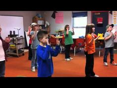 Students at Jeffco's Peiffer Elementary School are put through their Fitness…