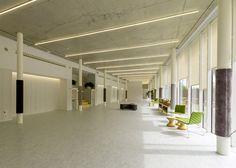 Living Design - Fundação Esther Koplowitz, por Hans Abaton
