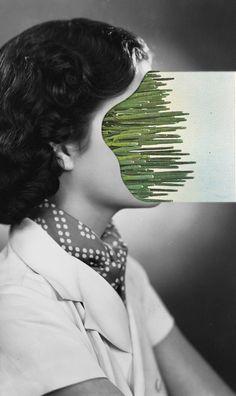 Matthieu Bourel collage