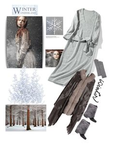 """Winter Wonderland'"" by dianefantasy ❤ liked on Polyvore featuring Edition, Stuart Weitzman, C by Bloomingdale's, Bazar Deluxe, contestentry, fashionset, polyvoreeditorial and winter2015"