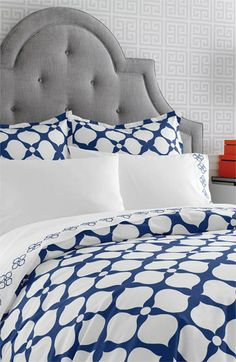Jonathan Adler 'Hollywood' 400 Thread Count Duvet Cover | Nordstrom