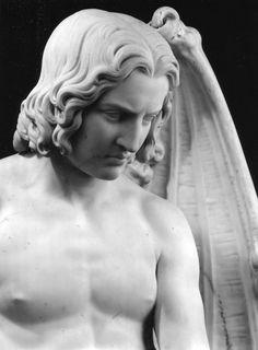 L'ange du mal - Joseph Geefs, 1842