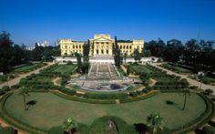 Jardins inspiradores - Jardinagem - iGJardim do Parque da Independência em São Paulo, tem inspiração FRANCESA.