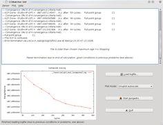 Descargar gratis ccwatcher: CCWatcher supervisa el progreso de los cálculos de química computacional en tiempo de ejecución | Banana-Soft.com