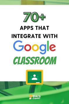 Check out this list of over 70 Awesome Apps that Integrate with Google Classroom! Did you know that Google Classroom plays well with others? Yep! Google is known for making their applications open to working with third-party applications, and Google Classroom is no exception. Free Teaching Resources, Teacher Resources, Classroom Resources, Best Apps, Third Party, Google Classroom, Educational Technology, Student Learning, Lesson Plans