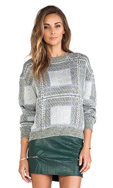 Lovers + Friends Kate Pullover in Plaid | REVOLVE