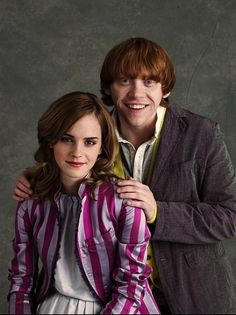 Photo of Entertainment Weekly 2009 for fans of Harry Potter 19207513 Harry Potter Couples, Harry Potter Hermione Granger, Ron And Hermione, Harry Potter Drawings, Harry Potter Ships, Harry Potter Pictures, Harry Potter Quotes, Harry Potter Books, Harry Potter Characters