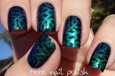 Colors by Llarowe - River ~ More Nail Polish