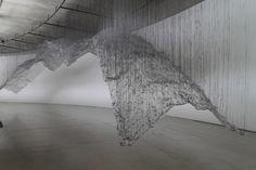 Hot glue art, Onishi Yasuaki  |  http://onys.net/