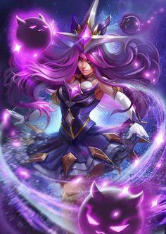 Star Guardian Syndra by  Sekai