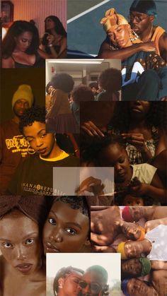 Black Aesthetic Wallpaper, Black Girl Aesthetic, Brown Aesthetic, Aesthetic Collage, Black Love Art, Beautiful Black Girl, Black Girl Art, Black Cartoon Characters, Black Girl Cartoon
