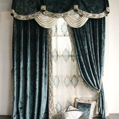 Cheap Curtains on Sale at Bargain Price, Buy Quality curtain fabric patterns, fabric painting curtains, curtain window from China curtain fabric patterns Suppliers at Aliexpress.com:1,is_customized:Yes 2,Denominated unit:meters 3,Pattern:Yarn Dyed 4,Function:Decoration + Full Light Shading 5,Size:3*2.6