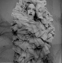 #ruffles - inspiration via blossomgraphicdesign.com #boutiquedesign
