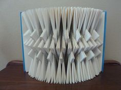 Just By Josephine: Another Book Folding Example