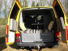 The AA Camper Van build - Page 4 - VW T4 Forum - VW T5 Forum