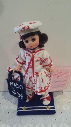 setting sail for summer madc madame alexander doll 8 by danishjane