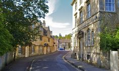 I visited Corsham, England and wanted to leave the tour and stay forever!
