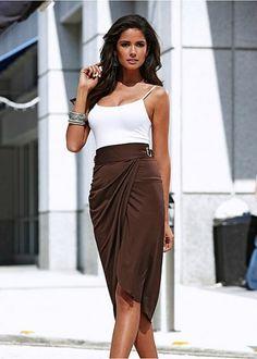Tie Dye Skirt, Stylish, Skirts, Jackets, Sew, Dresses, Fashion, Dressmaking, Vestidos
