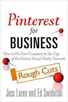 Book on Pinterest for Business  - epublicitypr.com