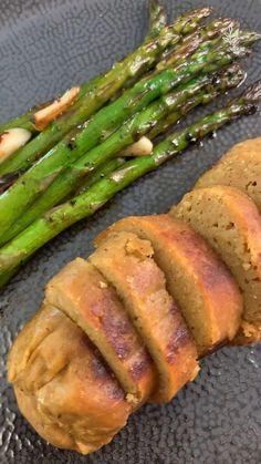Vegan Meat Recipe, Tasty Vegetarian Recipes, Vegan Dinner Recipes, Vegetarian Cooking, Whole Food Recipes, Paleo, Cooking Recipes, Healthy Recipes, Foods With Gluten