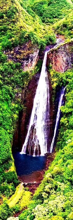 Manawaiopuna Falls (hovorovo známy ako Jurassic Falls) je súkromný vodopád na Havajských ostrovoch, ktorý sa nachádza v údolí Hanapepe na ostrove Kauai. Vystupoval v pozadí niekoľkých scén v roku 1993 Steven Spielberg film Jurassic Park.