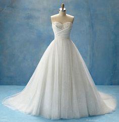 disney wedding dresses   The Northern Bride: Fairy Tale Wedding Dresses- Disney