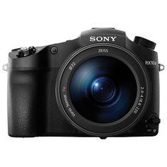 Sony Cyber-shot RX10 III Wi-Fi 20.1MP 25x Optical Zoom Digital Camera - Black