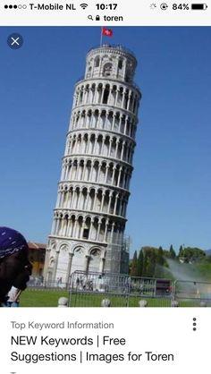Naam; toren van Pisa Architect: guglielmo Plaats: piazza del duomo