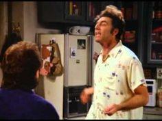 Seinfeld - Kramer's bus story - YouTube