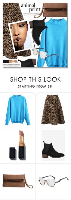 """""""Untitled #3505"""" by svijetlana ❤ liked on Polyvore featuring Lands' End"""