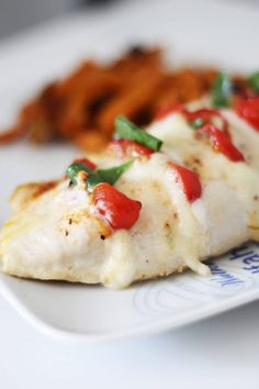 Zdrowy, szybki i dobry fit obiad? Nie ma problemu! [2 PRZEPISY] I Foods, Baked Potato, Mashed Potatoes, Dinner Recipes, Food And Drink, Chicken, Cooking, Healthy, Ethnic Recipes