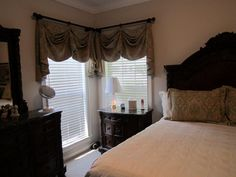 yellow valances for bedroom window treatments pinterest bedroom yellow valance and bedrooms - Valances For Bedroom