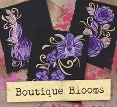 Boutique Blooms (Design Pack)_image
