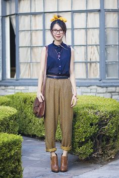 hipster styling