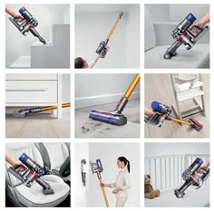 Dyson Absolute Hygienic Cord Free Vacuum Cleaners Cyprus - Dyson Vacuum - Ideas of Dyson Vacuum - Dyson Absolute Hygienic Cord Free Vacuum Cleaners Cyprus Vacuum Cleaners, Best Dyson Vacuum, Cordless Vacuum, Deep Cleaning, The Help, Power Button, Make It Simple, Vacuums