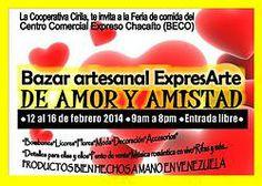 """Bazar Artesanal """"Expresarte de Amor y Amistad"""""""