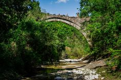 Kastro Stone Bridge