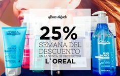 Un 25% de descuento en productos L'Oreal en Alfonso Delgado