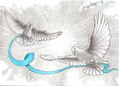 Beautiful Pencil Drawings Of Doves , the Drawing Dove In Pencil Drawing Ovarian Cancer Awareness Doves, Beautiful Pencil Drawings Of Doves , Pencil Drawings Of Doves Beautiful Pencil Drawings, Bird Drawings, Animal Drawings, Tattoo Drawings, Cool Drawings, Daddy Tattoos, Dove Tattoos, Dove Sketches, Art Sketches
