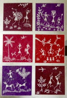 Madhubani Art, Madhubani Painting, Traditional Paintings, Traditional Art, Worli Painting, Indian Folk Art, Learn Art, Mural Art, Murals