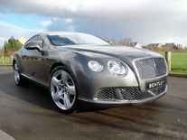 Brilliant. The Continental GT - transformed modern day Bentleys